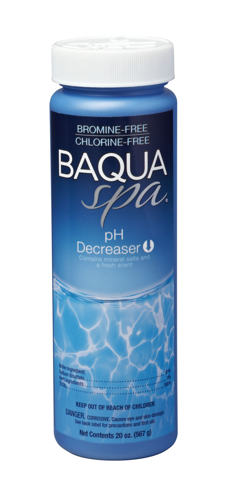 Baqua Spa pH Decreaser