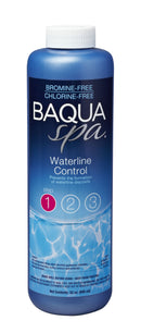 Baqua Spa Waterline Control