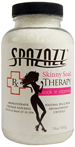 Spazazz RX Skinny Soak Therapy 19 oz Container