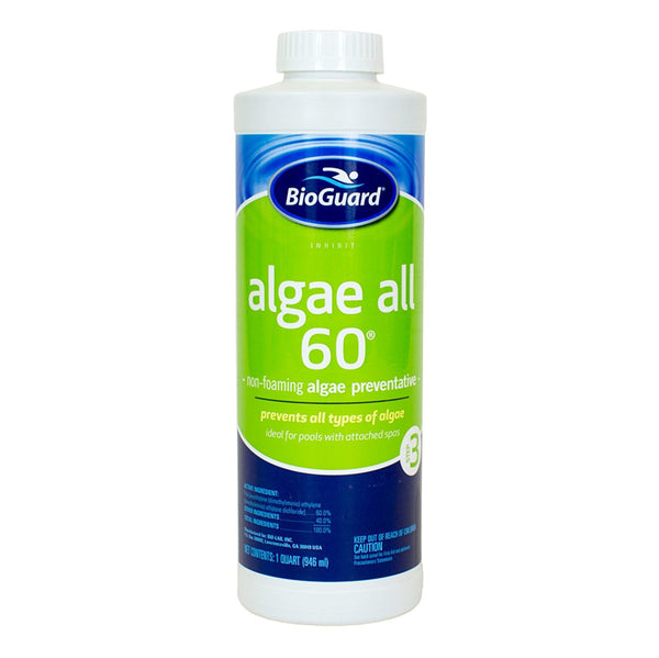 BioGuard Algae All 60 - Quart