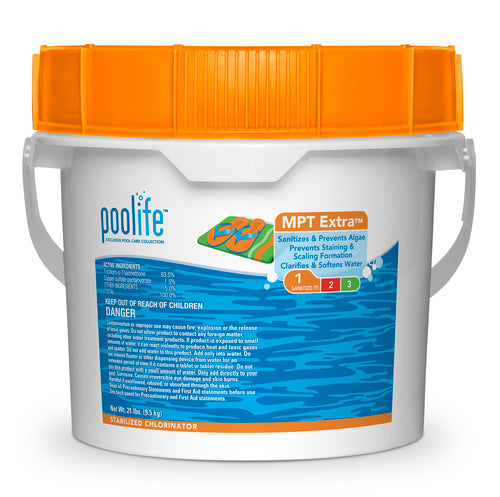 Poolife MPT Extra (21 Lbs)