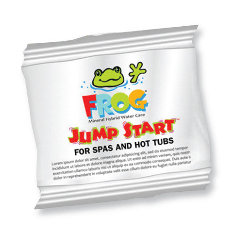 Frog Jump Start Spa Startup Packets