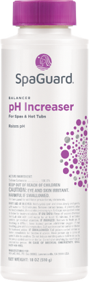 SpaGuard pH Increaser (18 oz)
