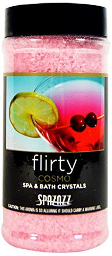Spazazz Cosmo (Flirty) Set The Mood Crystals 17 oz