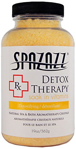 Spazazz RX Detox Therapy 19 oz Container