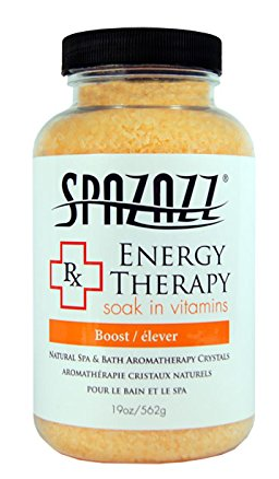Spazazz RX Energy Therapy 19 oz Container