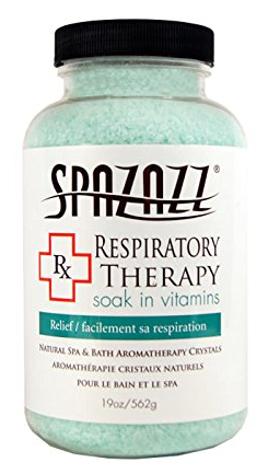 Spazazz RX Respiratory Therapy 19 oz Container
