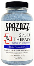 Spazazz RX Sport Therapy 19 oz Container