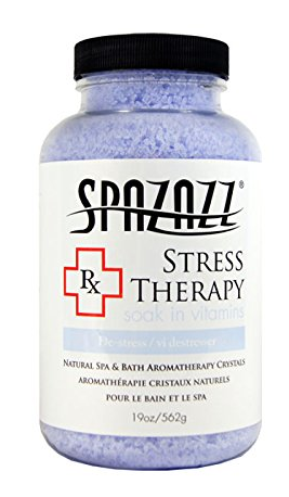 Spazazz RX Stress Therapy 19 oz Container