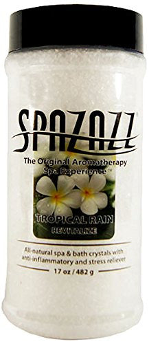 Spazazz Tropical Rain (Revitalize) Crystals 17oz Container