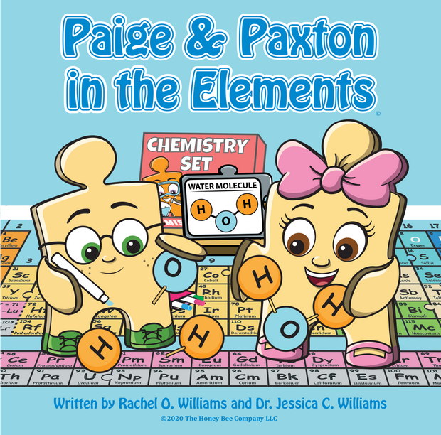 NEW! Paige & Paxton in the Elements (Chemistry)