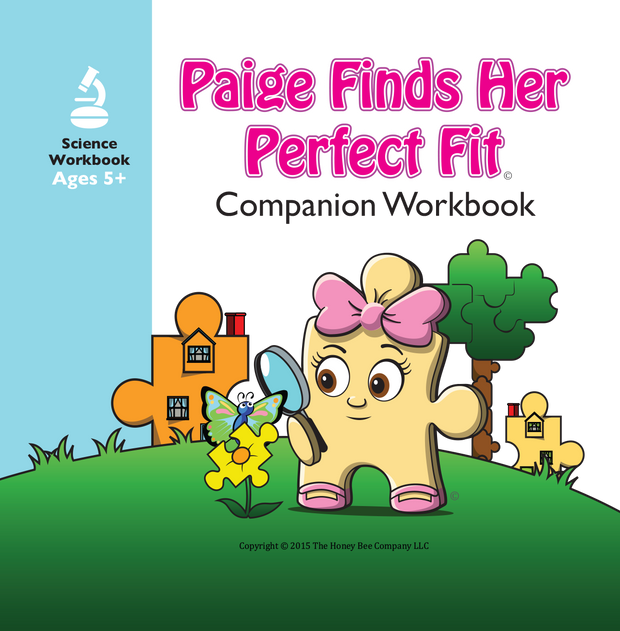 Workbook for Paige Finds Her Perfect Fit
