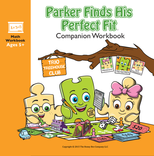Workbook for Parker Finds His Perfect Fit