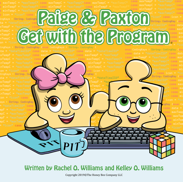 Paige & Paxton Get With the Program (Coding)