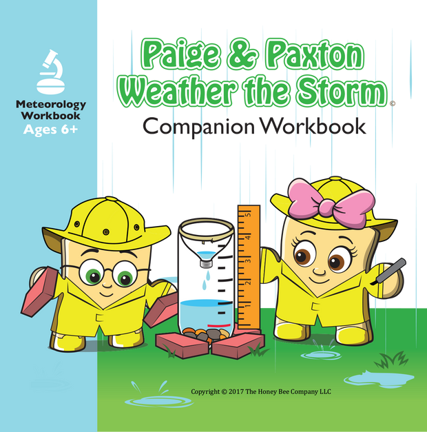 Workbook for Paige & Paxton Weather the Storm