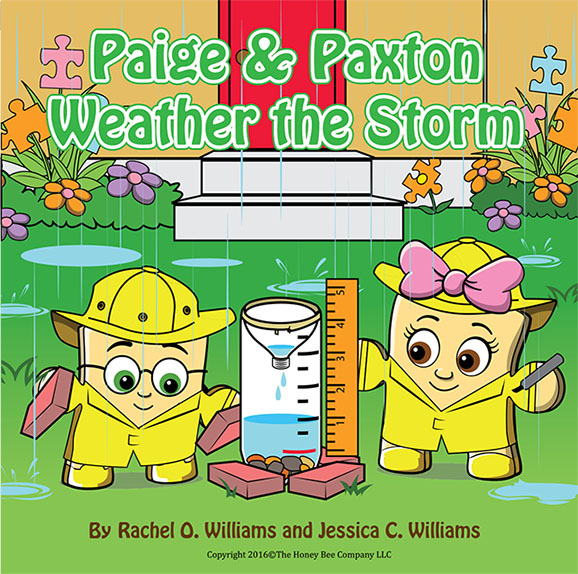 Paige & Paxton Weather the Storm (Meteorology)