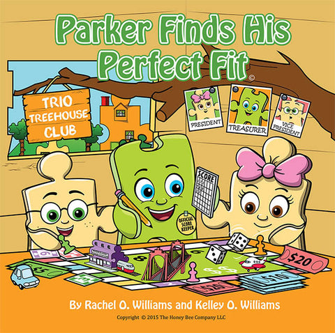 Parker Finds His Perfect Fit (Intro to Mathematics)