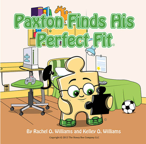 Paxton Finds His Perfect Fit (Intro to Technology)