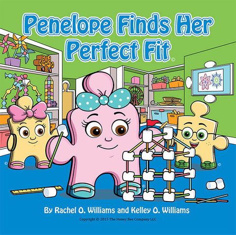 Penelope Finds Her Perfect Fit (Intro to Engineering)