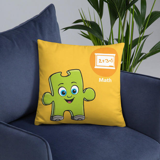 Team Parker Math Premium Pillow