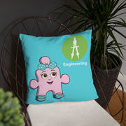 Team Penelope Engineering Premium Pillow