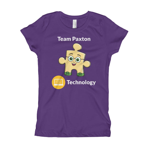 Girl's Team Paxton Technology T-Shirt