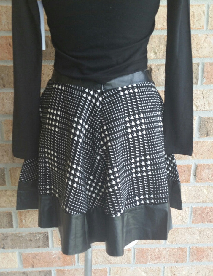 Checkered Mini Skirt - Spoiled Me Rotten Boutique