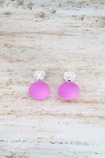 Pearl Double Sided Earrings - Spoiled Me Rotten Boutique