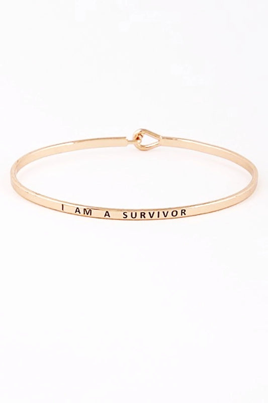 Survivor Bracelet - Spoiled Me Rotten Boutique