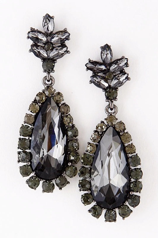 Jewel Earrings - Spoiled Me Rotten Boutique