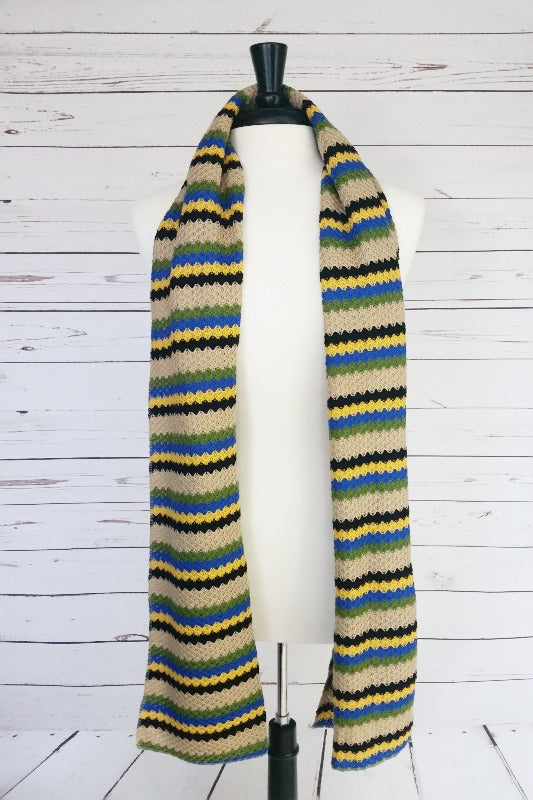 WAVES SCARF - Spoiled Me Rotten Boutique