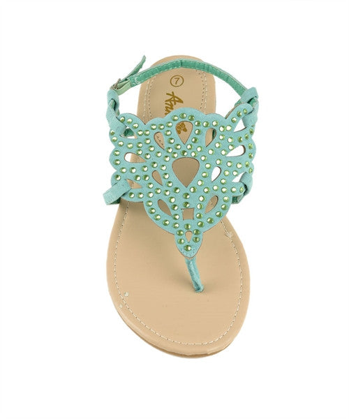 SUEDE SANDALS - Spoiled Me Rotten Boutique