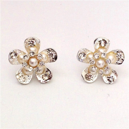 PEARLED STUDS - Spoiled Me Rotten Boutique