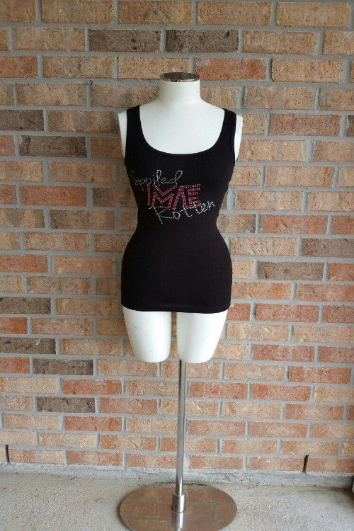 Spoiled Me Rotten Tank Top - Spoiled Me Rotten Boutique