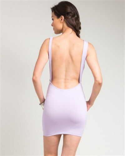 Backless Bodycon Dress - Spoiled Me Rotten Boutique