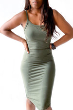 Cami Bodycon Dress - Spoiled Me Rotten Boutique