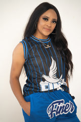 Finer Sublimated Basketball Jersey (TOP)