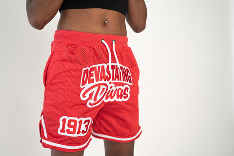 Devastating Reversible Basketball Shorts