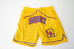 OMEGA Reversible Basketball Shorts