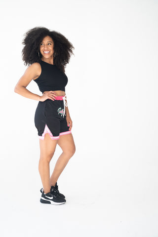 Pretty Girls Reversible Basketball Shorts