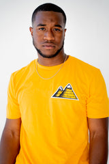 Ice Cold Pyramid Chenille Patch Shirt (Several Colorways)