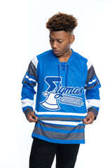 Sigmas Embroidered Hockey Jersey