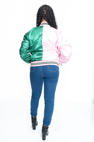 PRETTY GIRL REVERSIBLE JACKET