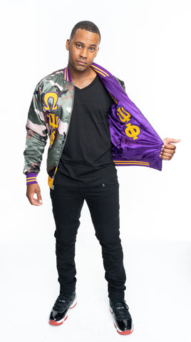 BRUHZ REVERSIBLE JACKET
