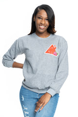 PYRAMID CHENILLE SWEATSHIRT (SEVERAL COLORWAYS)