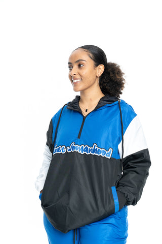 Finer Windbreaker Tracksuit (TOP ONLY)