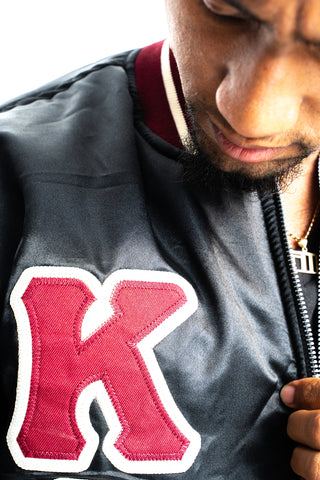 NUPE REVERSIBLE JACKET