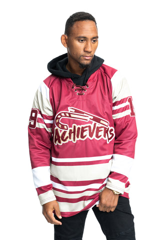 Achievers Embroidered Hockey Jersey