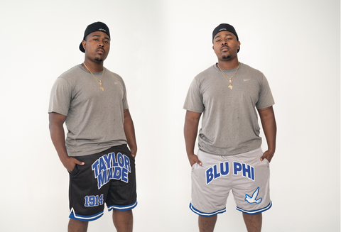 Blu Phi Reversible Basketball Shorts