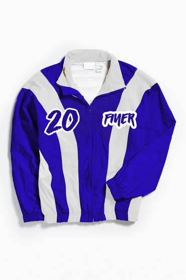 Finer Windbreaker (2 colorways)